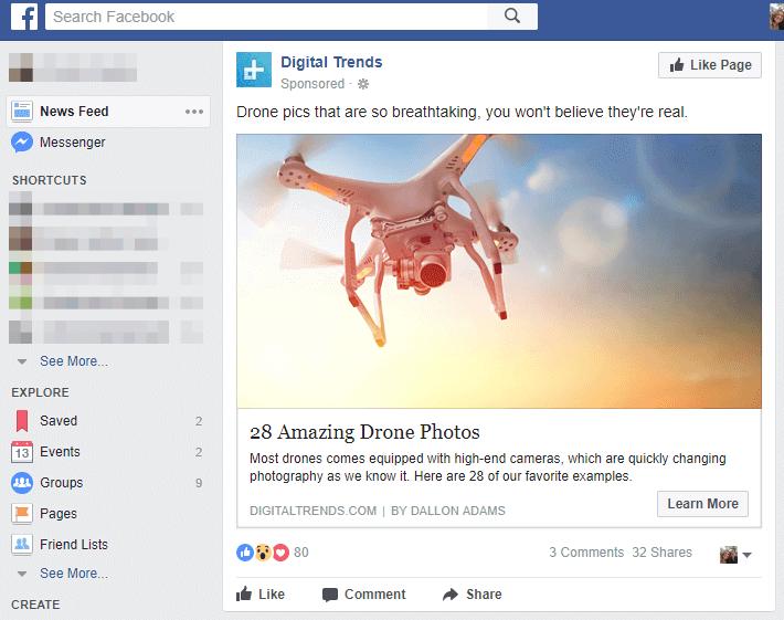 7 Modi per Ottenere più Like sulla tua Pagina Facebook 1